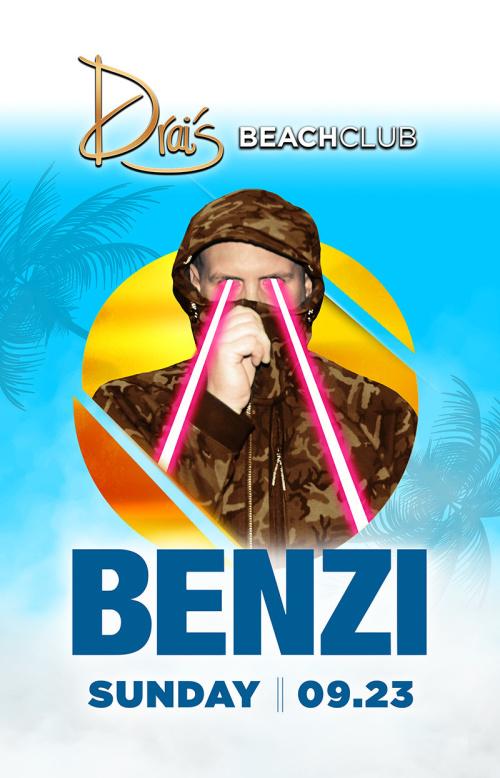 Benzi - Drai's Beachclub