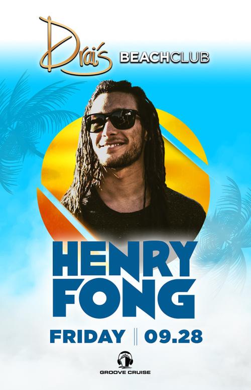 Henry Fong - Drai's Beachclub