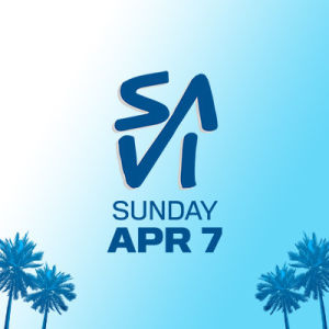 Savi, Sunday, April 7th, 2019