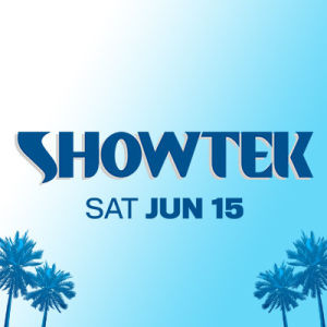 Showtek, Saturday, June 15th, 2019