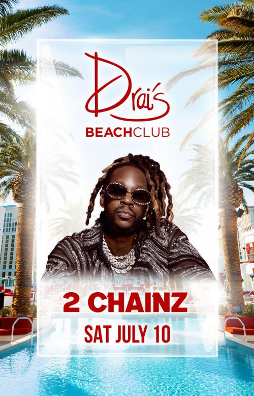 2 Chainz at Drai's Beach Club thumbnail