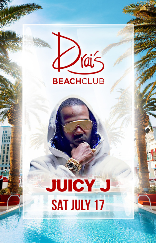 JUICY J at Drai's Beach Club thumbnail