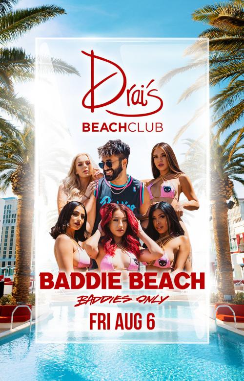 Baddies Only at Drai's Beach Club thumbnail