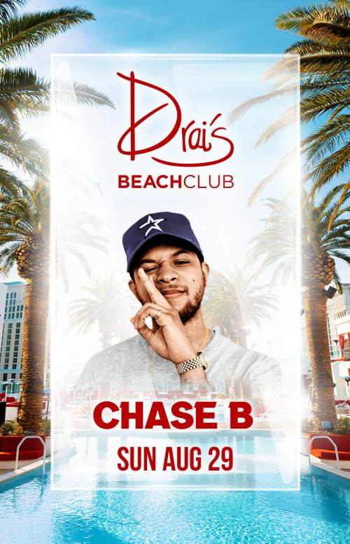 Chase B at Drai's Beach Club thumbnail