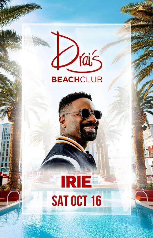 Irie at Drai's Beach Club thumbnail