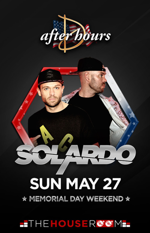 Solardo - Drai's After Hours