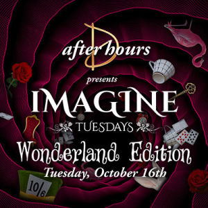Imagine Tuesdays, Tuesday, October 16th, 2018