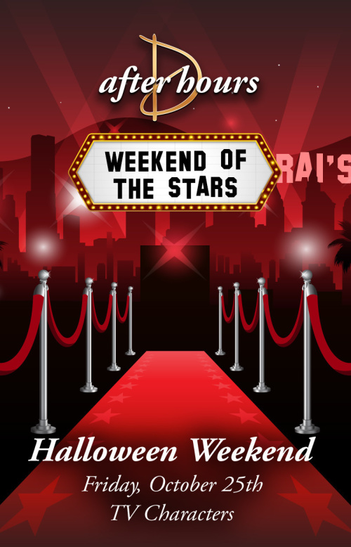 Halloween: Weekend of the Stars - Drai's After Hours