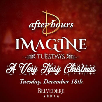 Imagine Tuesdays - A Very Tipsy Christmas