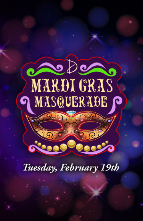 Imagine Tuesdays: Mardi Gras Masquerade - Drai's After Hours