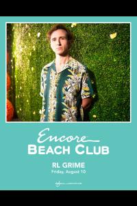 RL Grime at Encore Beach Club