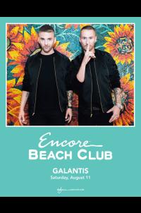 Galantis at Encore Beach Club