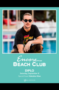 Diplo with Special Guest Valentino Khan