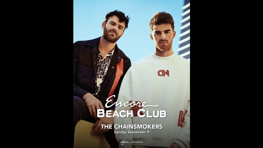 The Chainsmokers with Special Guest Young Bombs