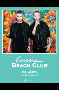 Galantis at Encore Beach Club