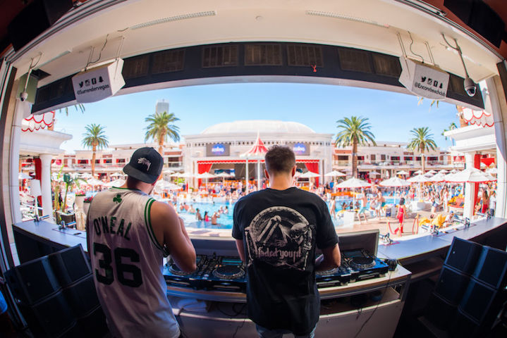 Lost Kings at Encore Beach Club
