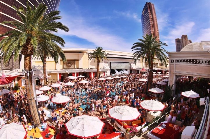 Elephante at Encore Beach Club