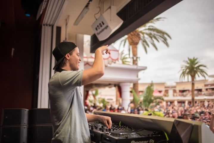 Kygo at Encore Beach Club