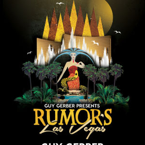 Rumors with Guy Gerber, DJ Three, Dead-Tones, Saturday, November 23rd, 2019