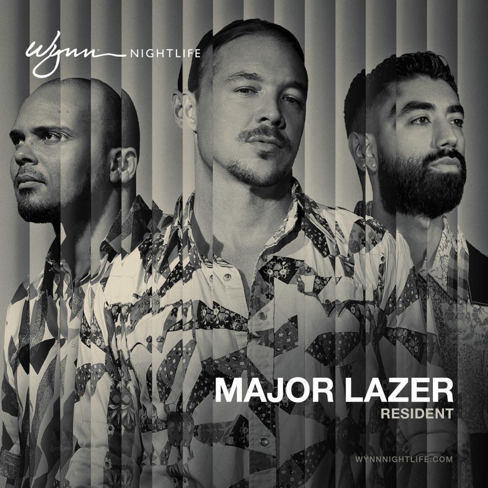 Major Lazer at Encore Beach Club Las Vegas thumbnail