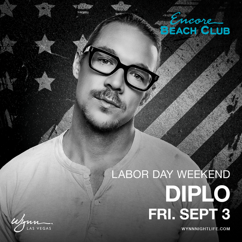 Diplo at Encore Beach Club Las Vegas thumbnail