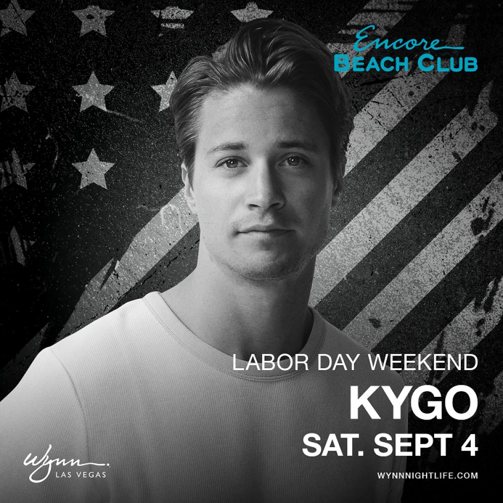 Kygo at Encore Beach Club Las Vegas thumbnail