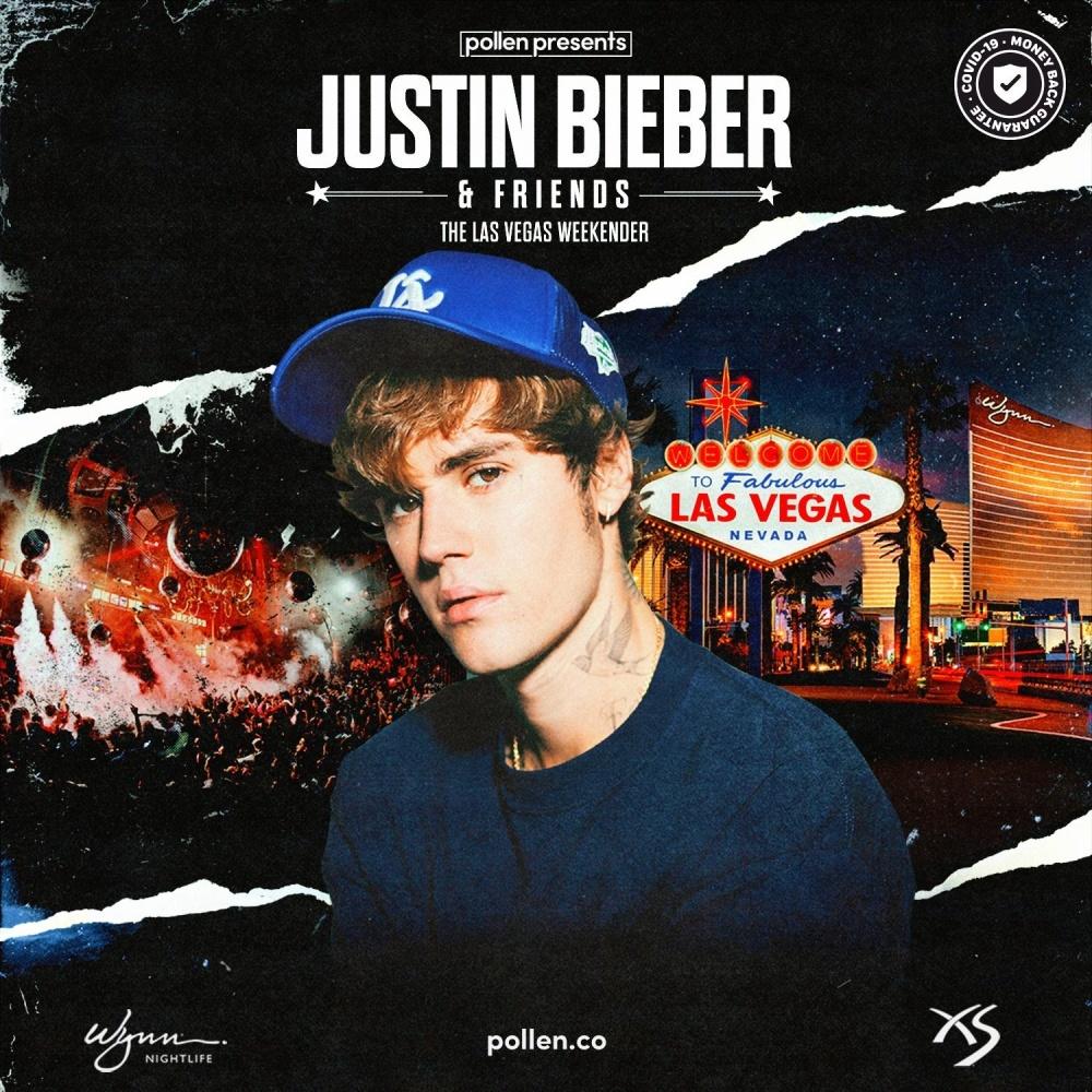 Justin Bieber & Friends at Encore Beach Club Las Vegas thumbnail