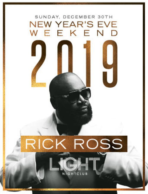 Rick Ross | NYE - LIGHT