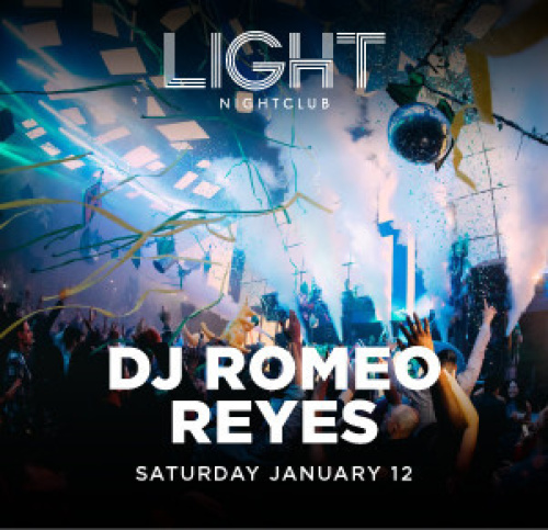 Dj Romeo Reyes - LIGHT