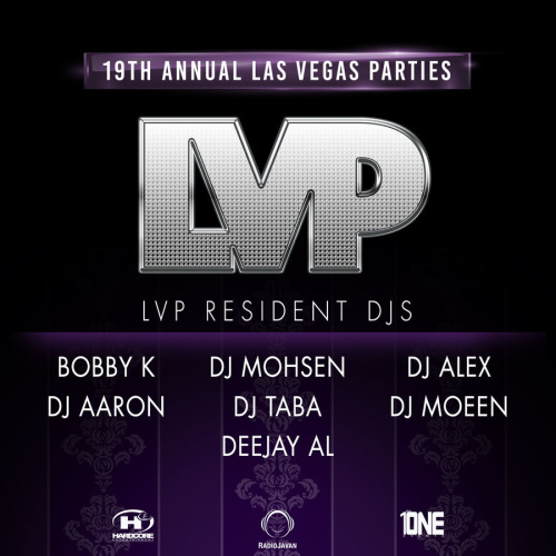 LVP PERSIAN PARTIES 2018 - Marquee Nightclub