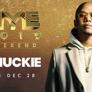 DJ CHUCKIE, Friday, December 28th, 2018