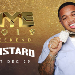 MUSTARD, Saturday, December 29th, 2018