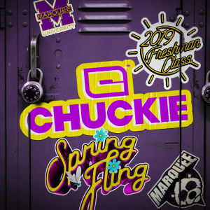 DJ CHUCKIE, Monday, April 15th, 2019