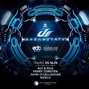 EDC WEEK : DREAMSTATE, Thursday, May 16th, 2019