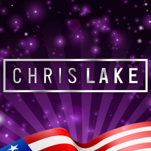 LABOR DAY WEEKEND: CHRIS LAKE, Sunday, September 1st, 2019