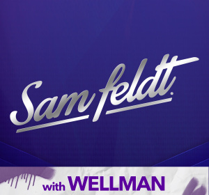 SAM FELDT | WELLMAN IN THE BOOMBOX ROOM, Saturday, February 8th, 2020