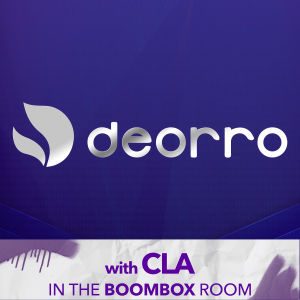 DEORRO | CLA IN THE BOOMBOX ROOM, Saturday, February 15th, 2020
