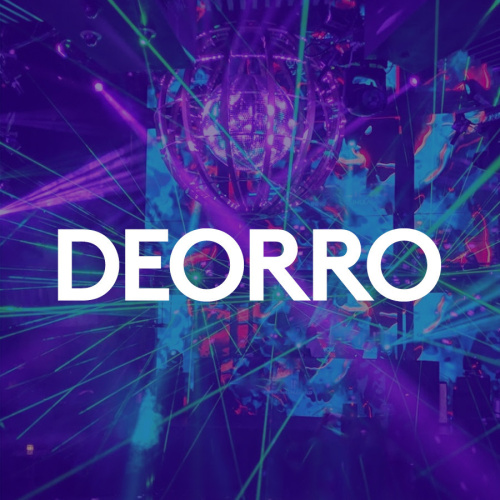 DEORRO - Marquee Pool at Night