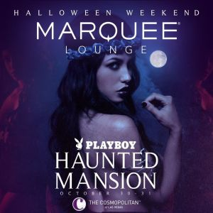 MARQUEE LOUNGE, Friday, October 30th, 2020