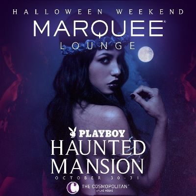 MARQUEE LOUNGE, Saturday, October 31st, 2020