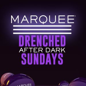 DRENCHED AFTER DARK, Sunday, May 30th, 2021