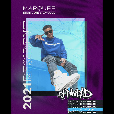 MARQUEE NIGHTCLUB, Friday, June 11th, 2021