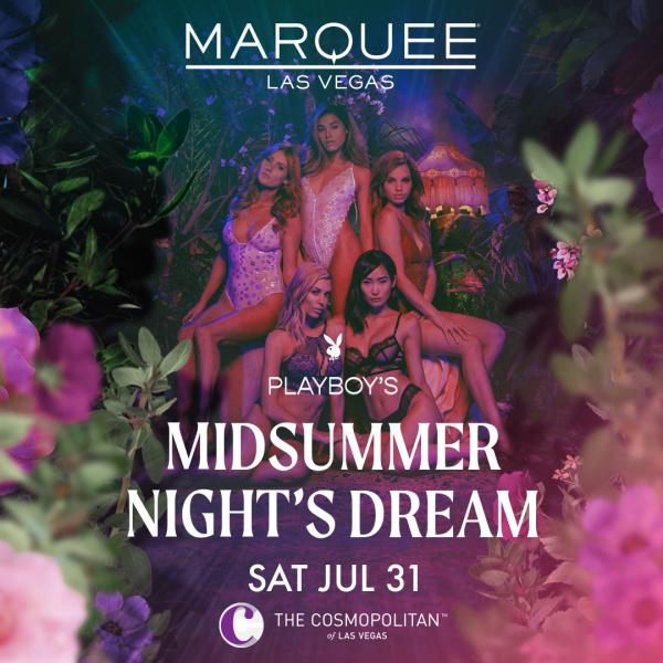 PLAYBOY'S MIDSUMMER NIGHT'S DREAM: MUSTARD at Marquee Nightclub thumbnail