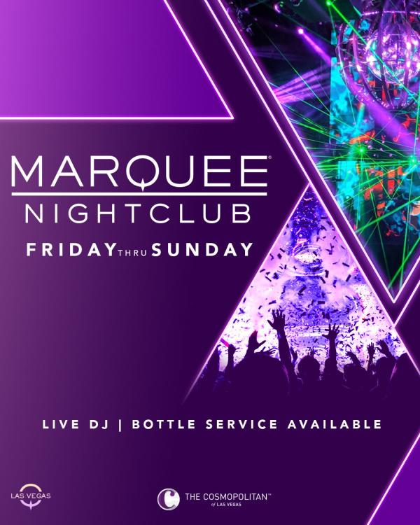 LOST KINGS at Marquee Nightclub thumbnail
