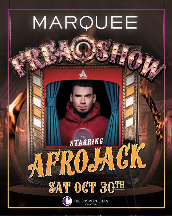 AfroJack at Marquee Nightclub thumbnail