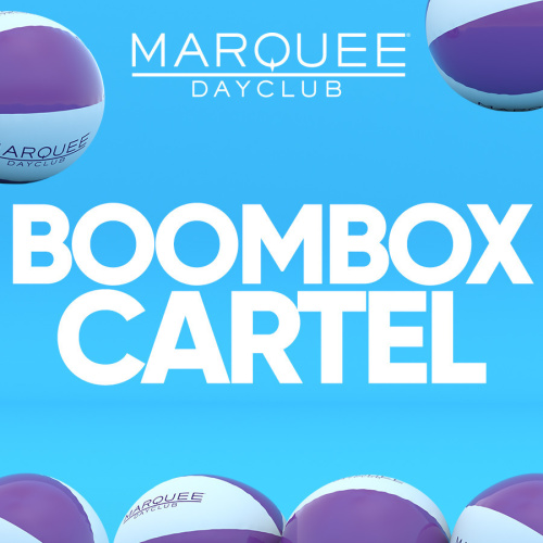 BOOMBOX CARTEL - Marquee Day Club