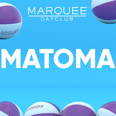 MATOMA, Saturday, March 30th, 2019