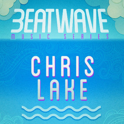 CHRIS LAKE, Sunday, September 8th, 2019