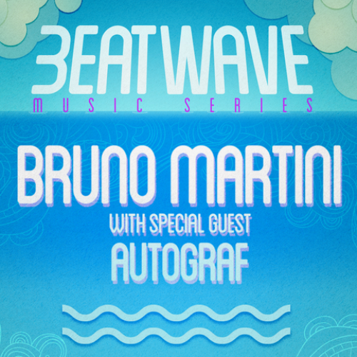 BRUNO MARTINI WITH SPECIAL GUEST AUTOGRAF - Marquee Day Club