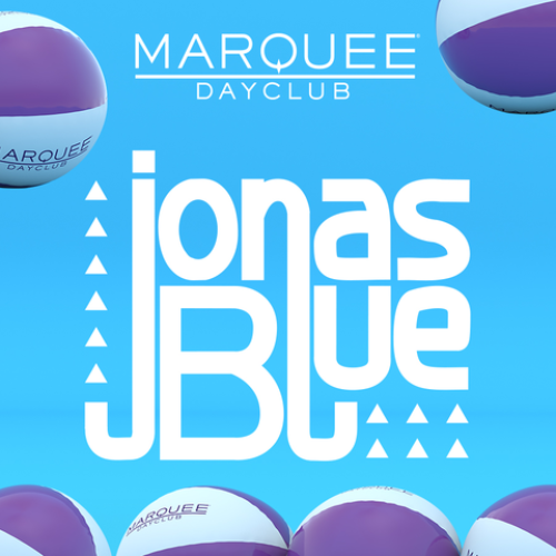 JONAS BLUE - Marquee Day Club